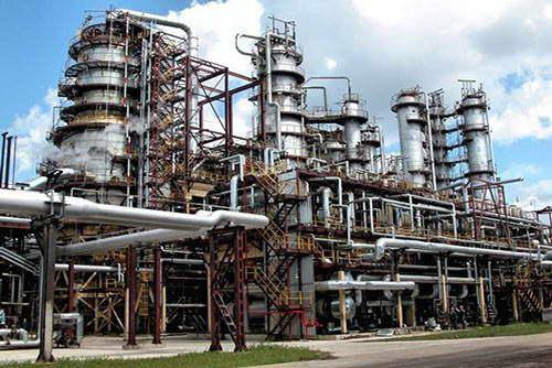 Нефтехимическая промышленность